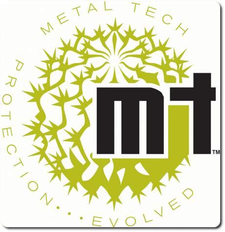 Metal tech 4x4 logo