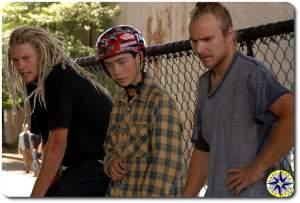 tosh townend boy chad muska burnside skate park