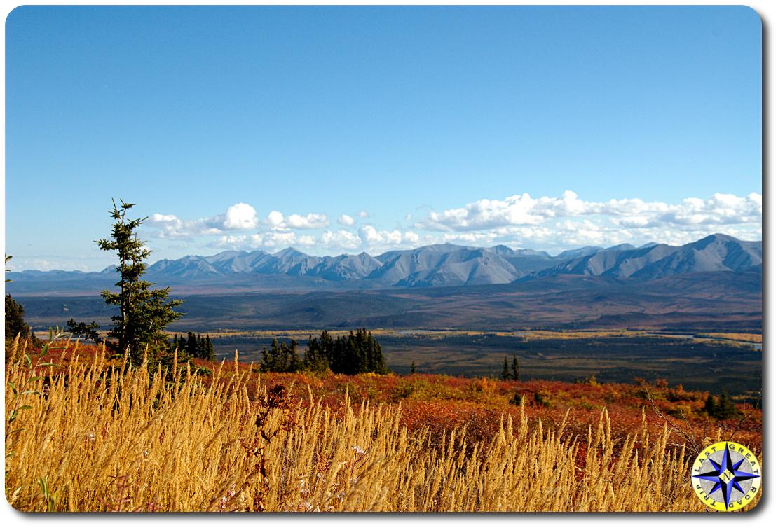 ogilvie ridge alaska