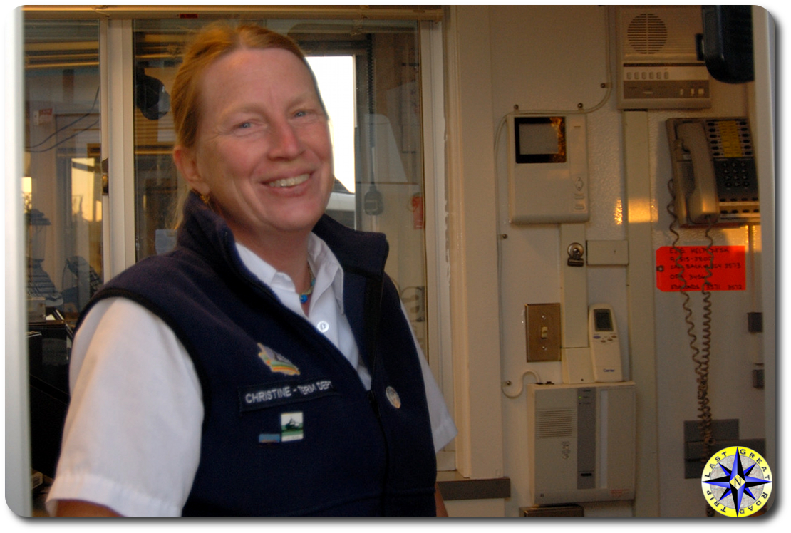 washington state ferry terminal worker