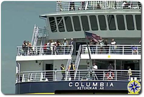 ferry columbia