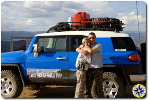Mike and Martha fj cruiser