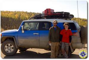 arctic circle friends fj cruiser