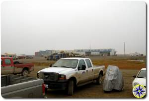 deadhorse alaska parking