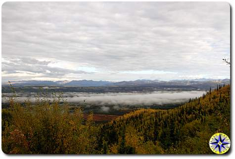 alaska valley fall colors