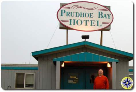 Prudhoe bay hotel