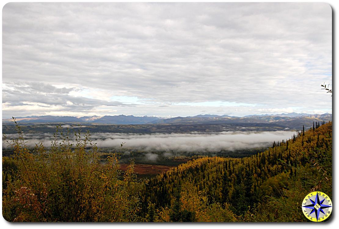 alaska valley fall colors