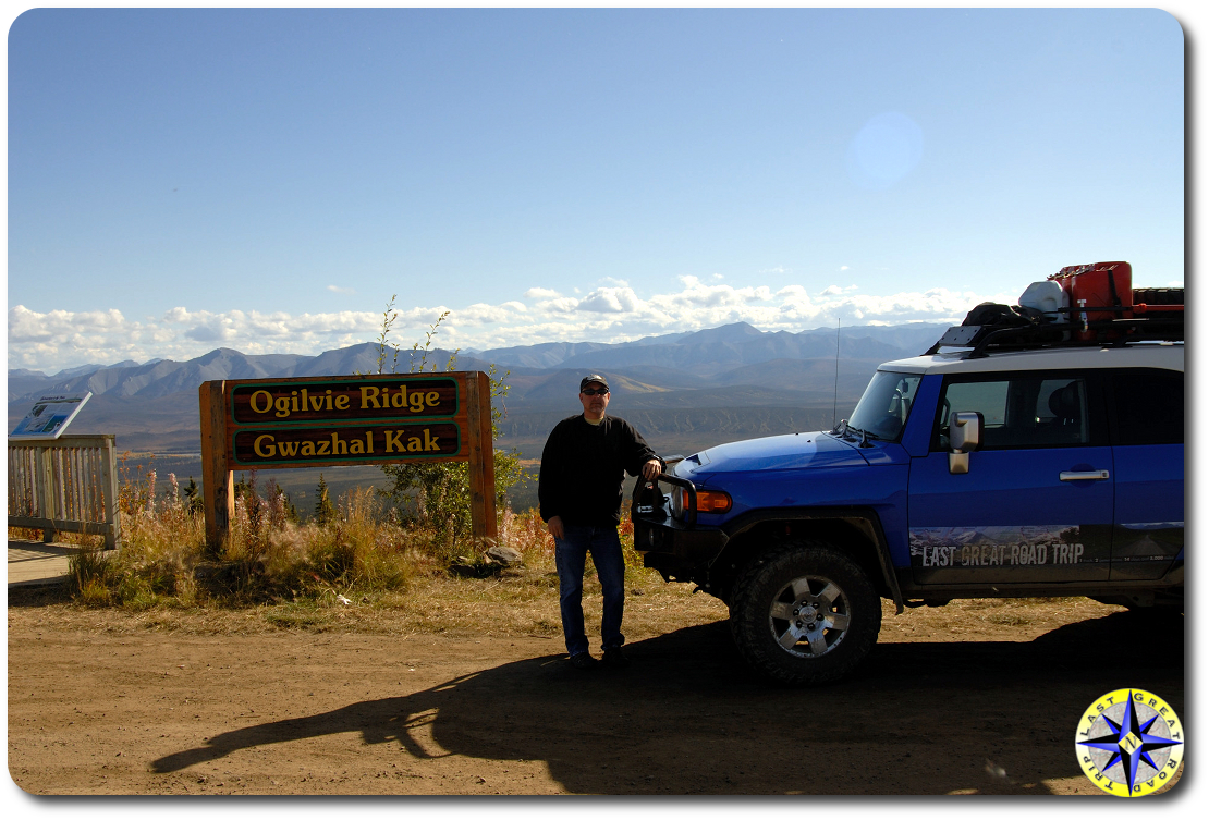fj cruiser oglivie ridge