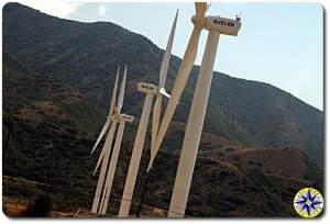 power windmills