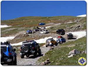 fj cruisers colorado trails