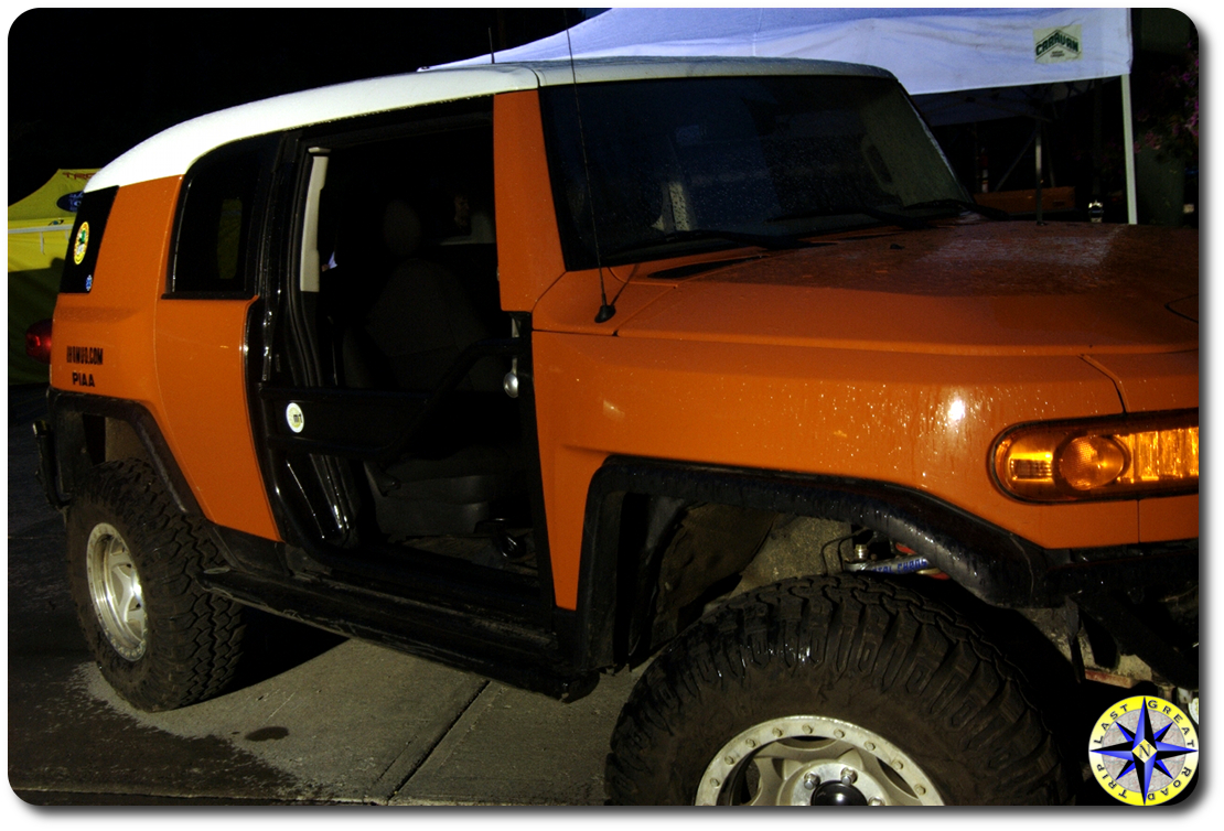 metal tech 4x4 fj cruiser