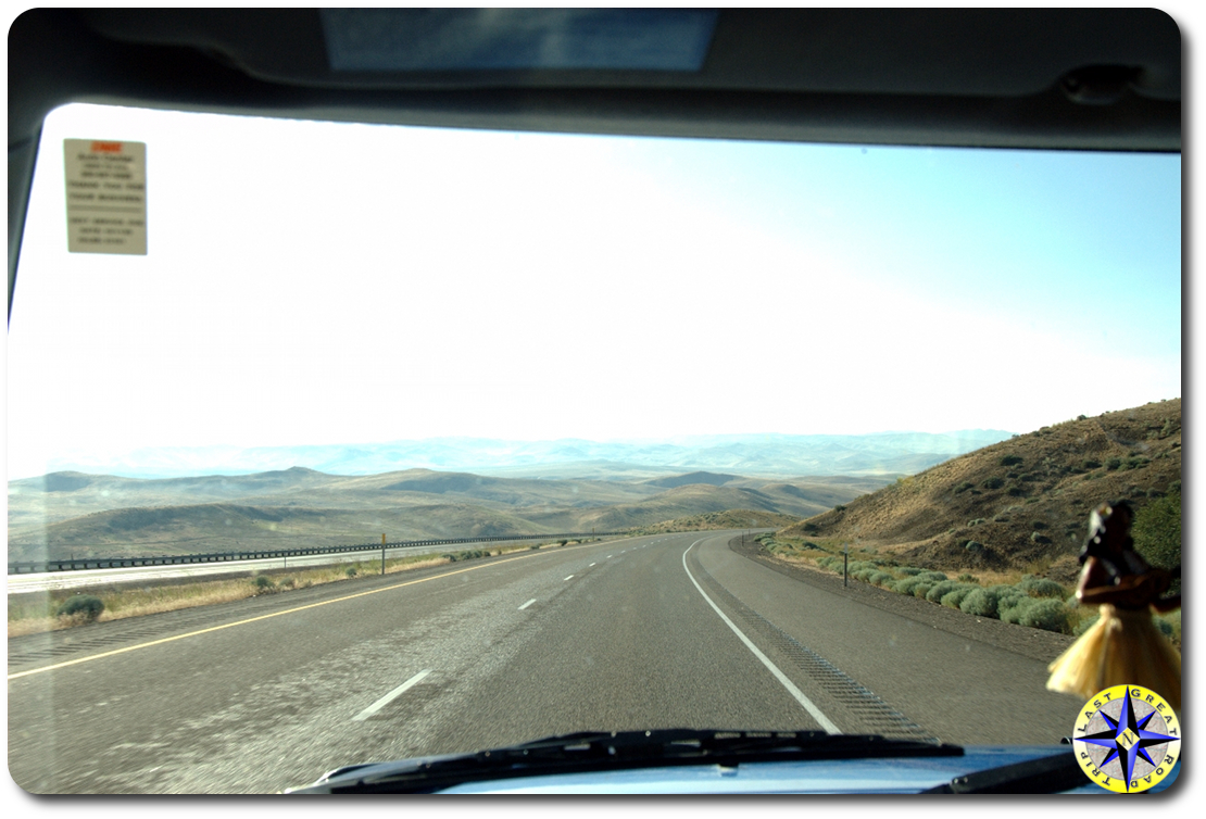 road trip highway