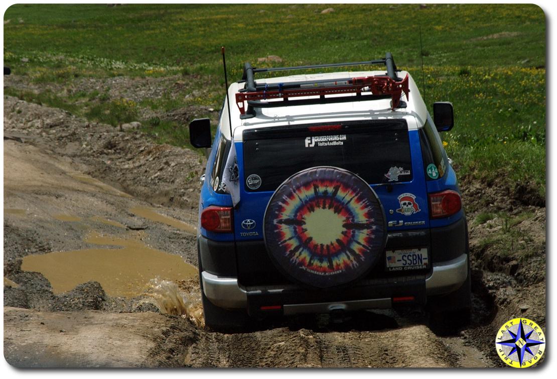 fj cruiser deadhead tire cover