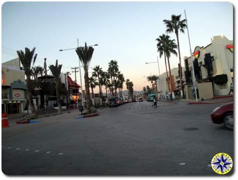 cabo san lucas mexico streets
