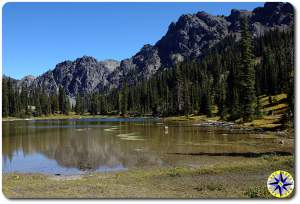 Gallagher head lake