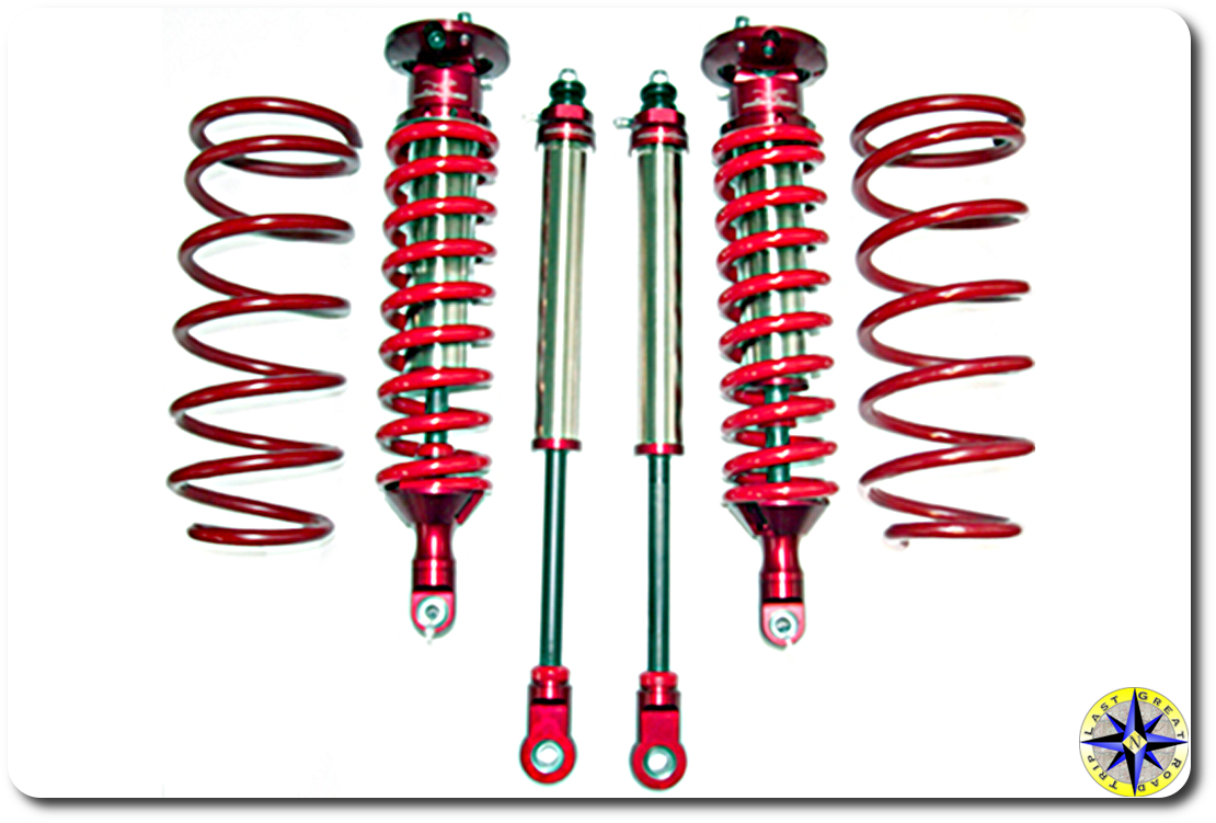 sway-a-way racerunner shocks and coilovers