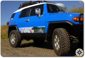 fj cruiser toyo open country mt