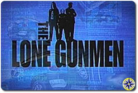 one lone gunmen