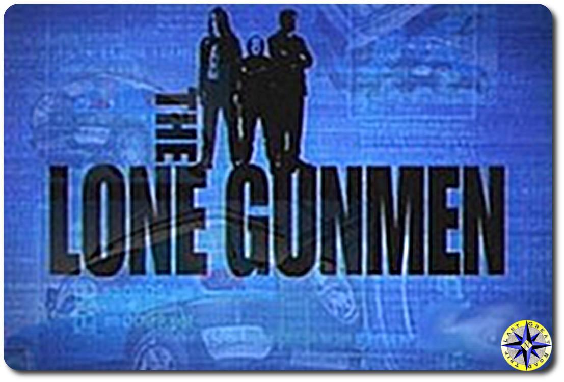 one lone gunmen