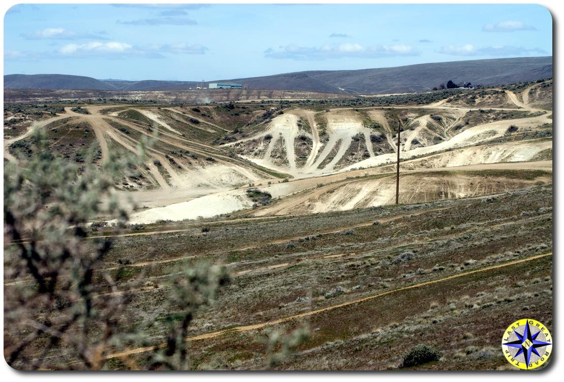 the slab hills 4x4 trails