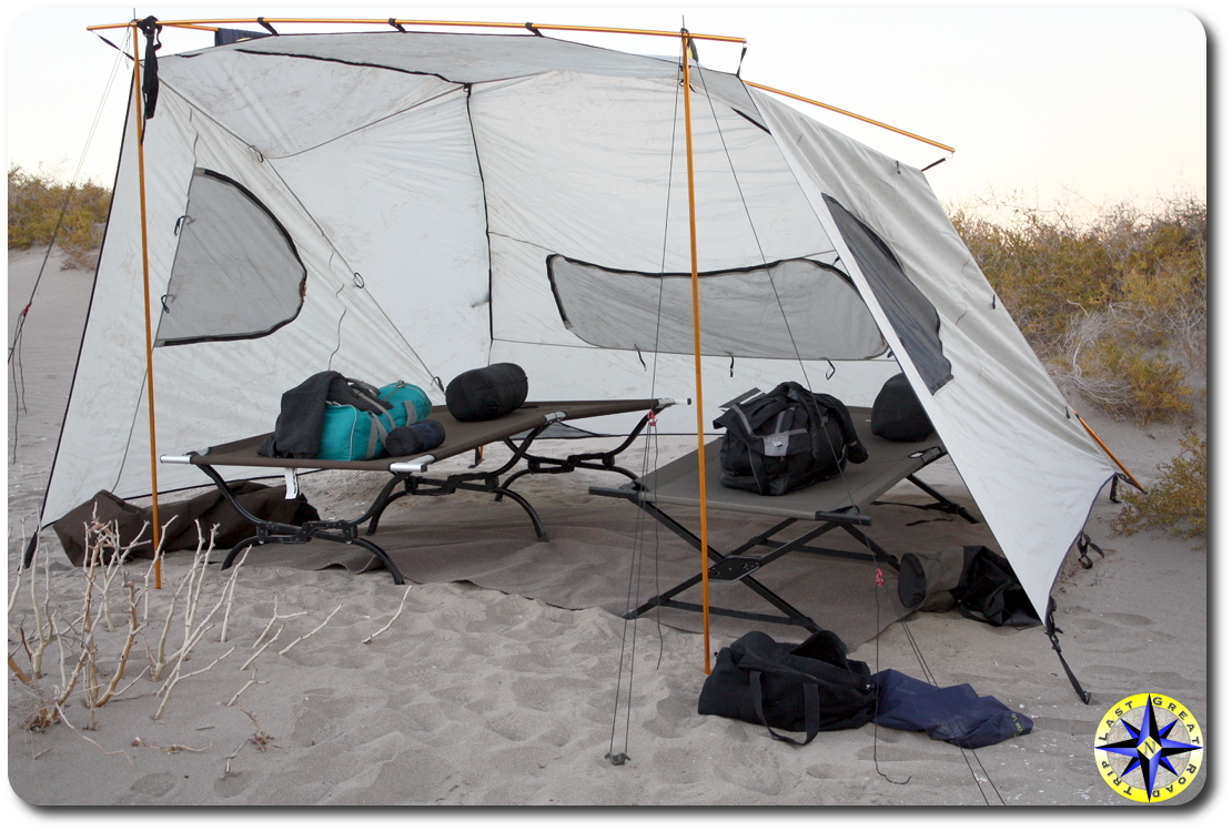 & Kelty Carport Shelter Review | Overland Adventures and Off-Road