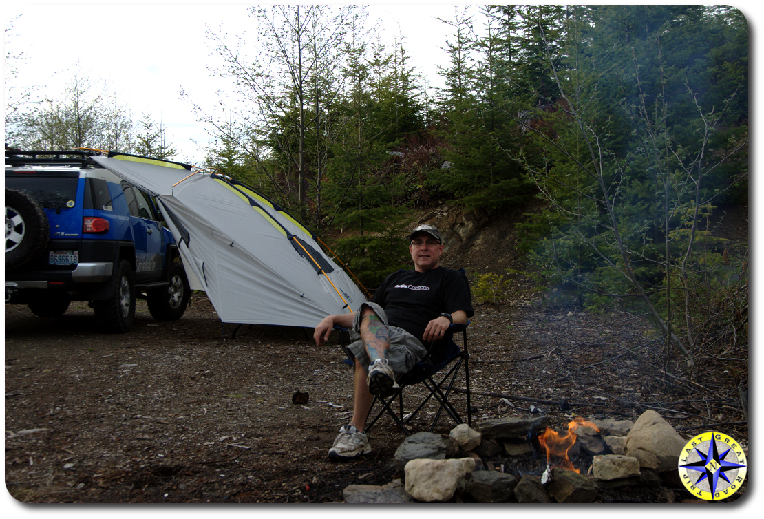 Off-Road Adventure Shelter u2013 Kelty Carport Review & Kelty Carport Shelter Review | Overland Adventures and Off-Road
