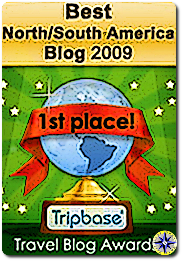 tripbase best blog award