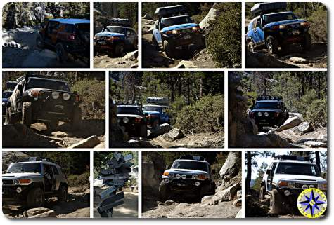 2009 rubicon trail adventure day 2 tumbnails