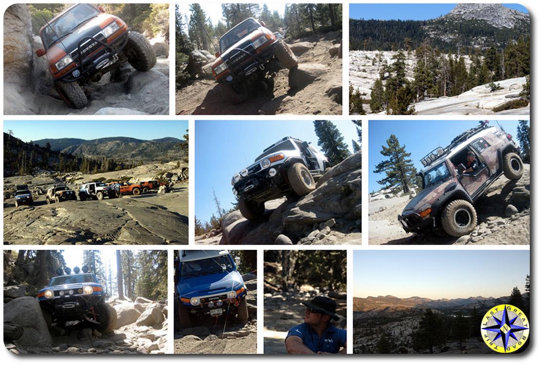 day 1 rubicon trail tumbnails
