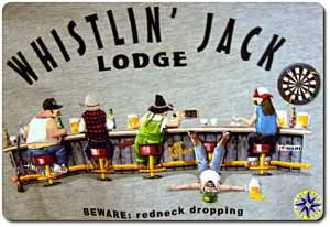 whistlin jack lodge