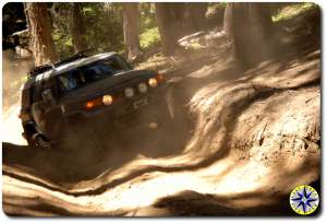 black fj cruiser aardvark hill