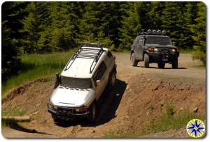 sliver fj cruiser black fj cruiser