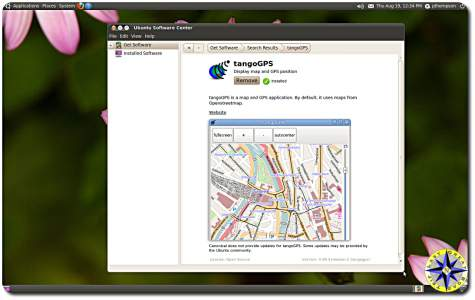 Tango software Install