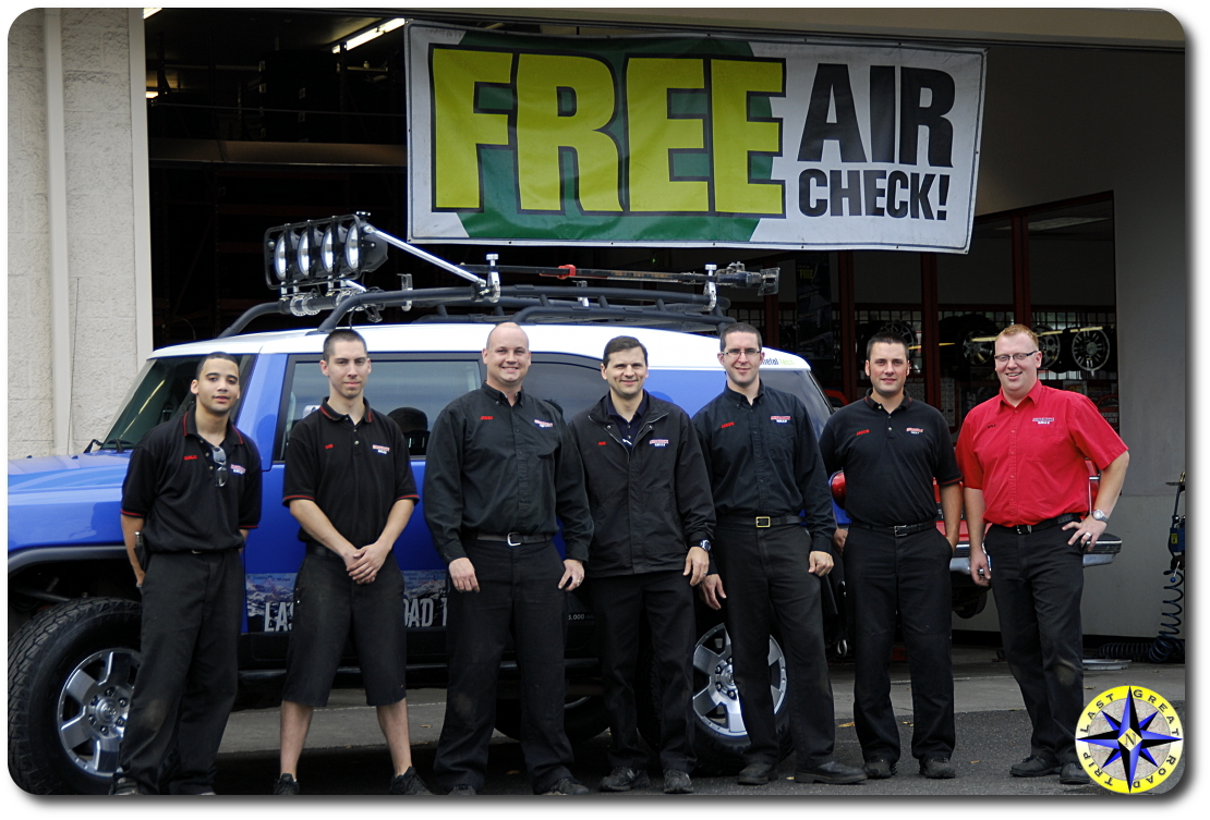 east bremerton discount tire staff