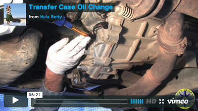 transfer case video