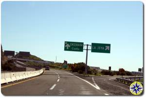 toll road to ensenada