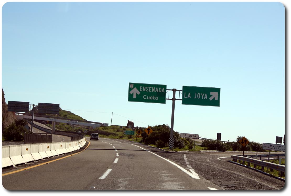 road to ensenada