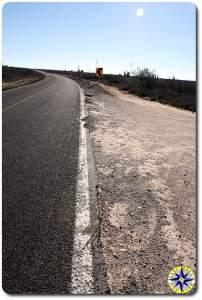 baja mexico highway turn off