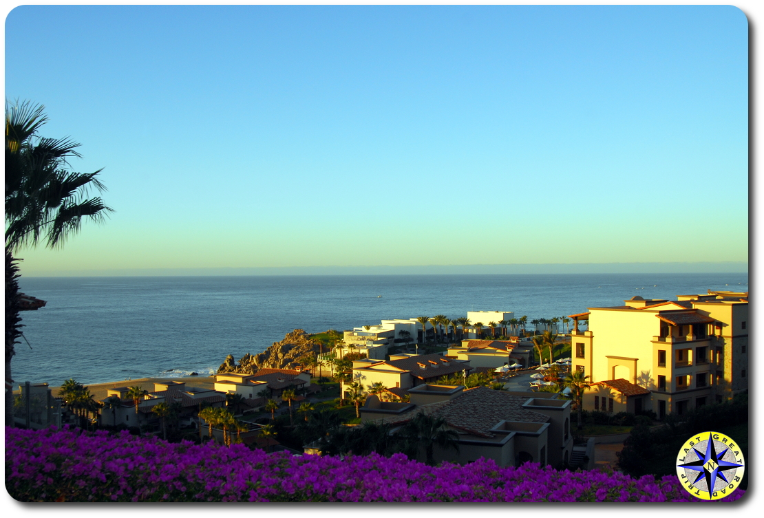 view from cabo san lucas hotel