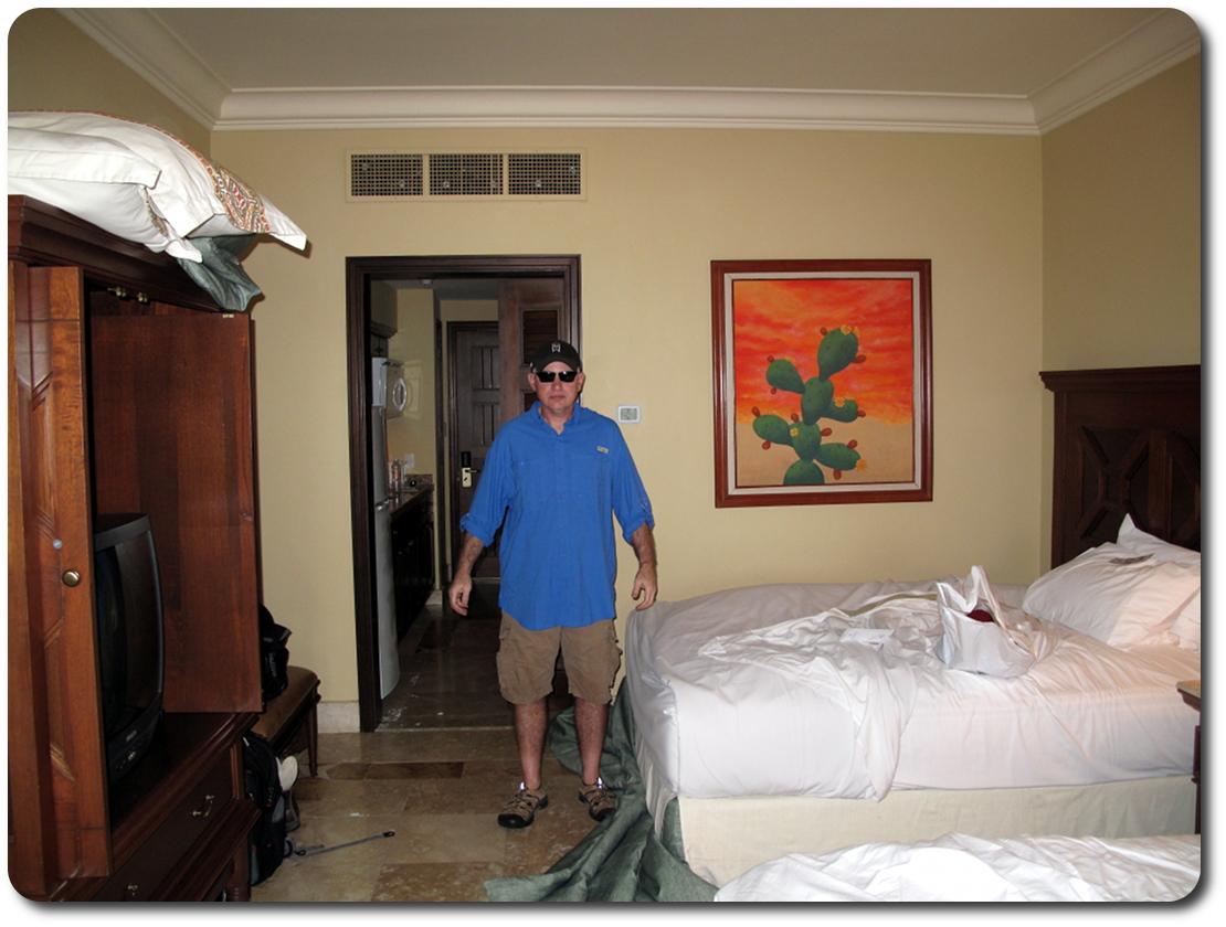 brad in cabo hotel