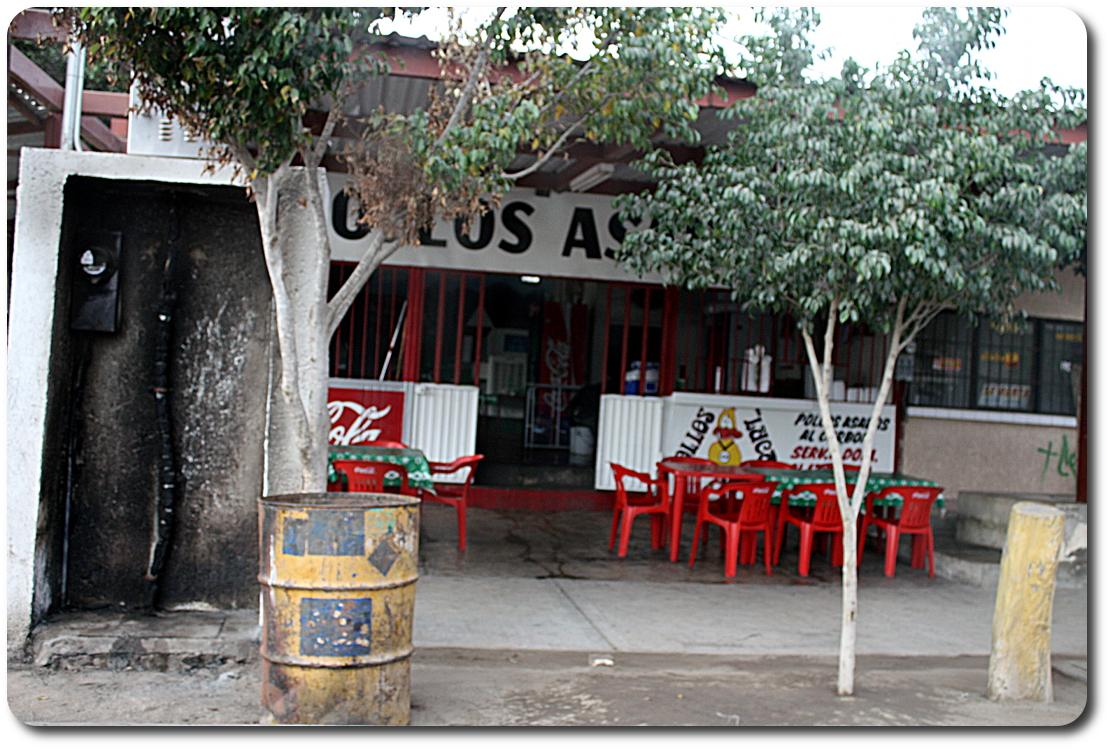 Ciudad Constitución cafe