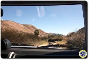 baja mexico off road stream trail
