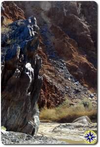 baja mexico rock pillar