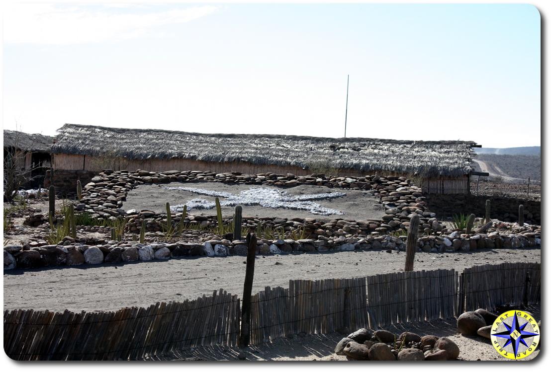 baja mexico temporary millitary base