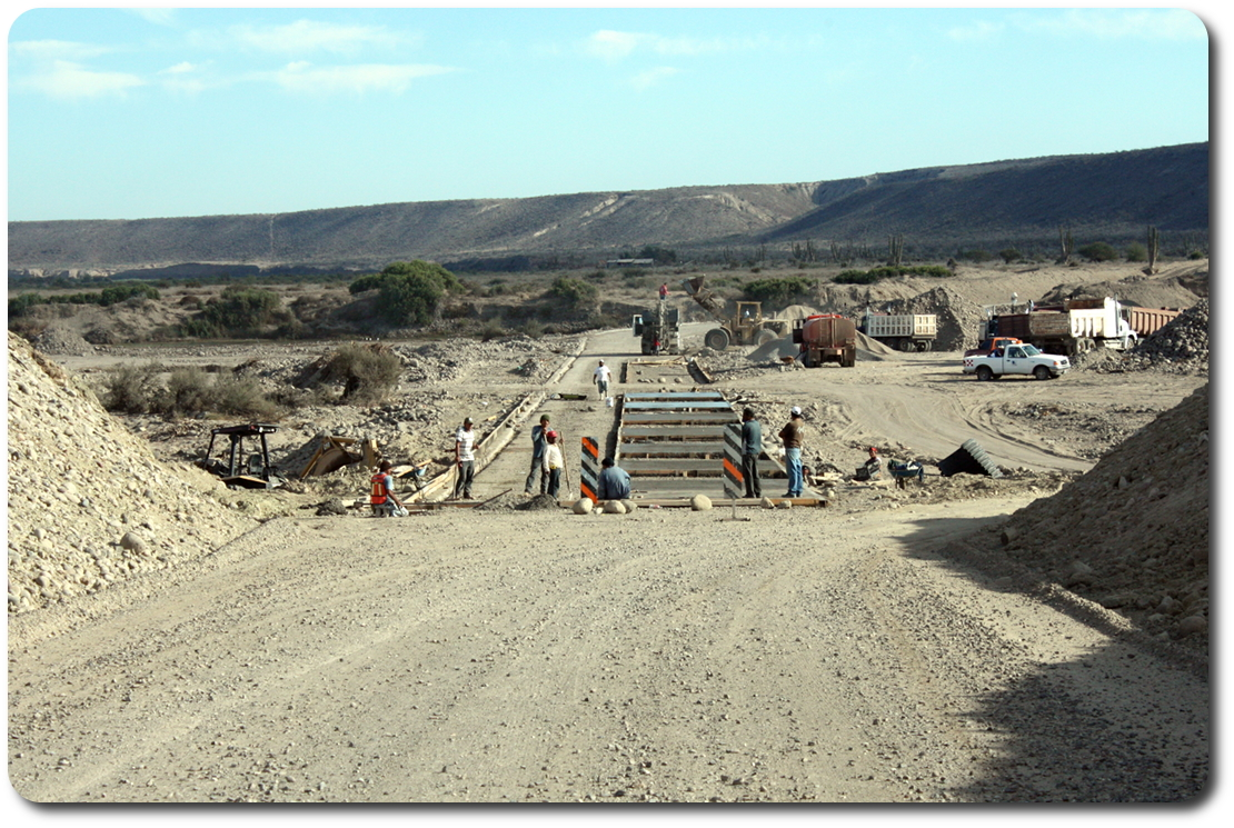 bajb bridge construction