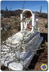 burial tomb baja mexico
