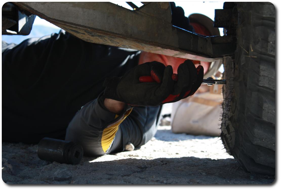 morning rig inspection