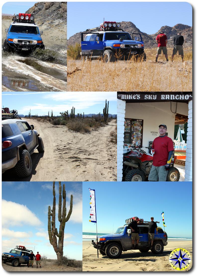 Baja off road adventure collection