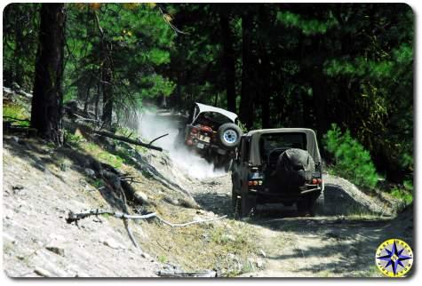 landrover d90 toyota fj40 off-road