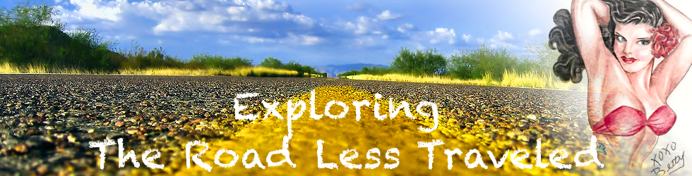 Exploring a mind less traveled